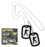 Children's Soldier Dog Tags